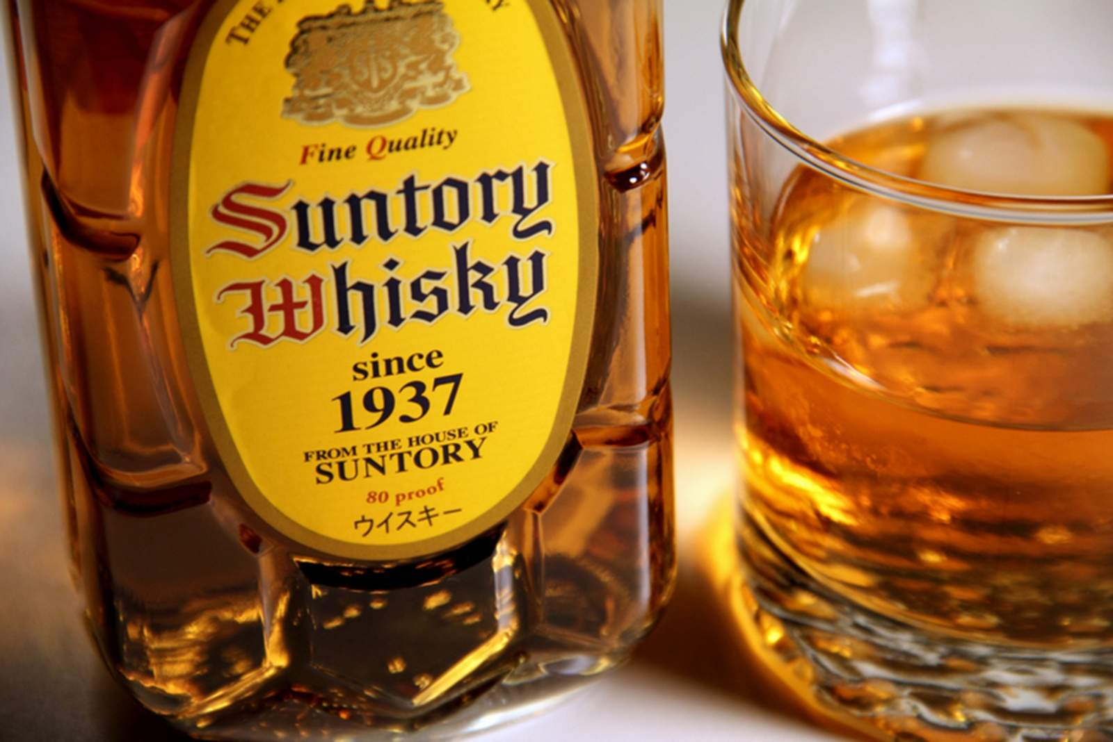 Suntory whiskey mellows with age, but the company wants to know how it tastes after time in space.