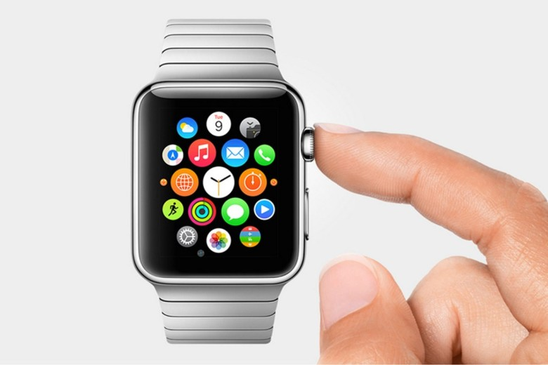 Not everybody who bought the Apple Watch is wearing it.
