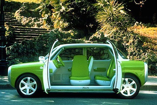 021C concept car