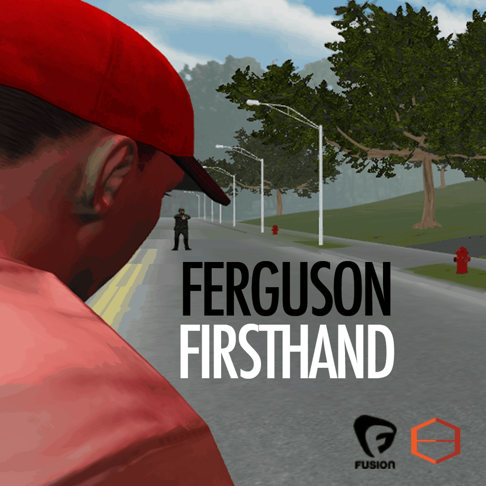 Ferguson Firsthand was intended as an