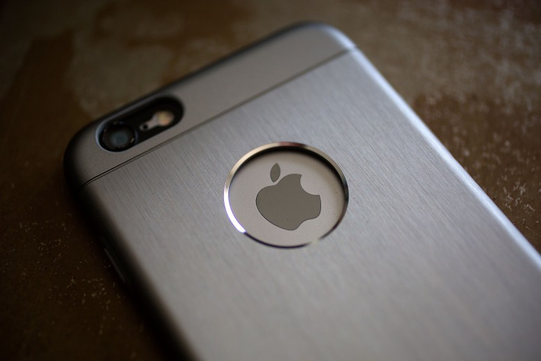 Moshi's iGlaze Armour case looks almost as nice as the iPhone itself.