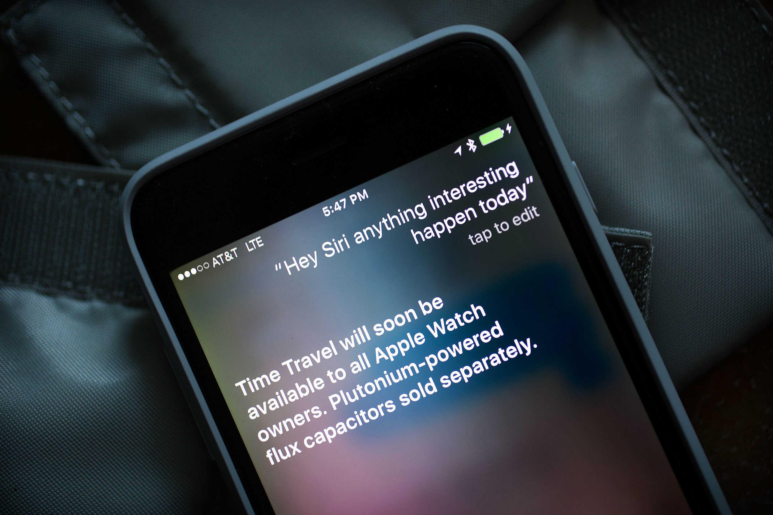 Siri Anything Interesting
