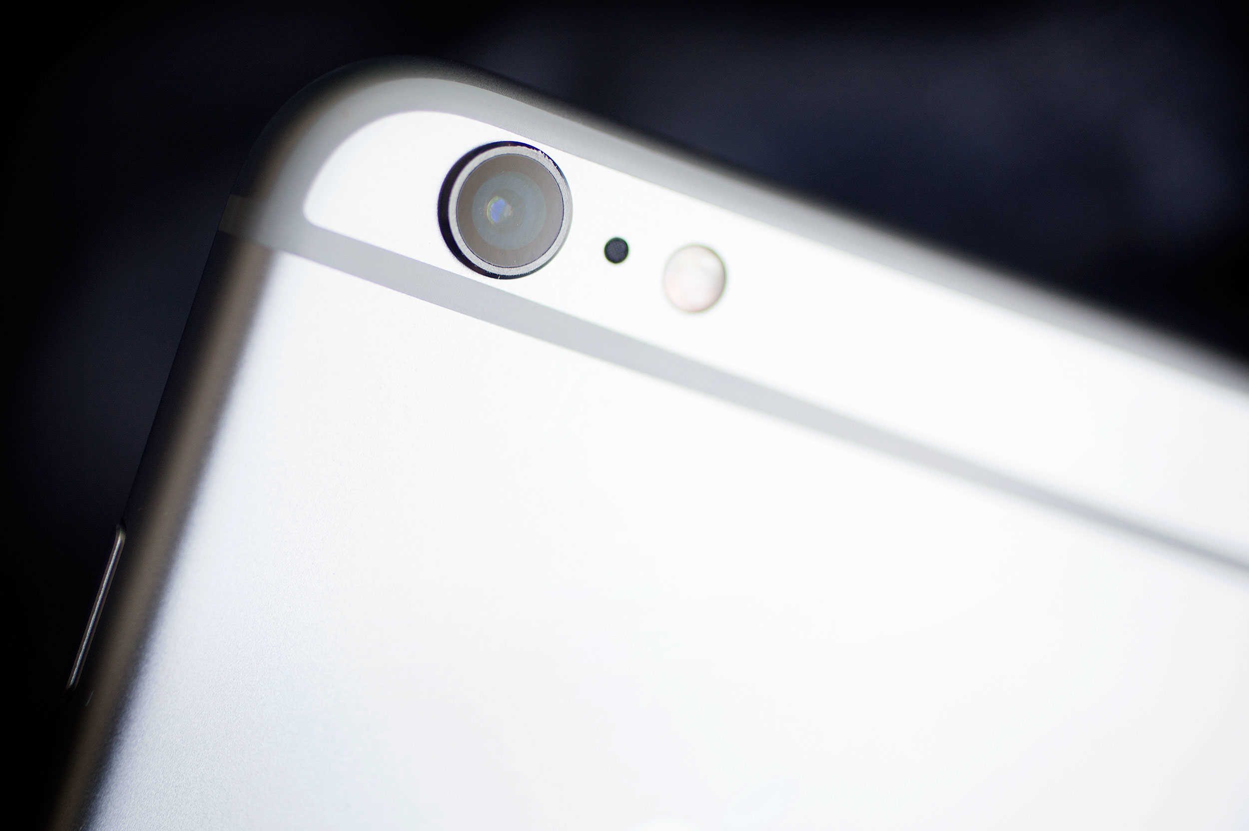 The cameras on the iPhone 6s has a 12-megapixel sensor and 4K video.