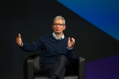 Tim Cook has repeatedly spoken out in favor of privacy.