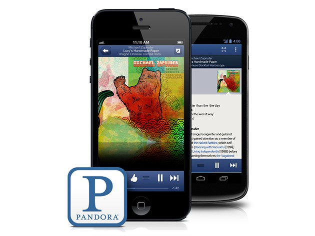Get 6 months of Pandora One, with zero ads, more 'skips', and improved audio quality.