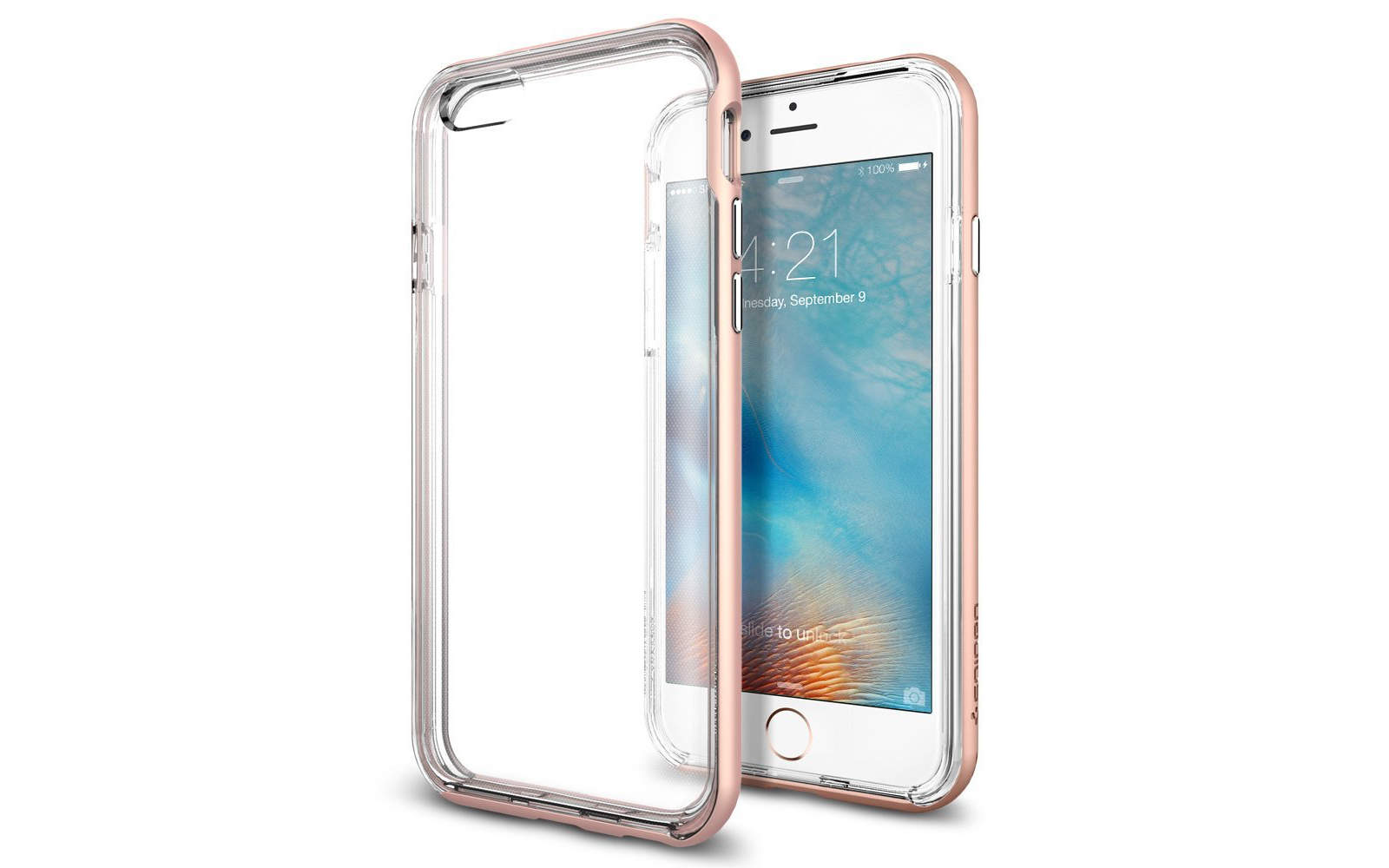 Best Clear Case For Iphone S Rose Gold