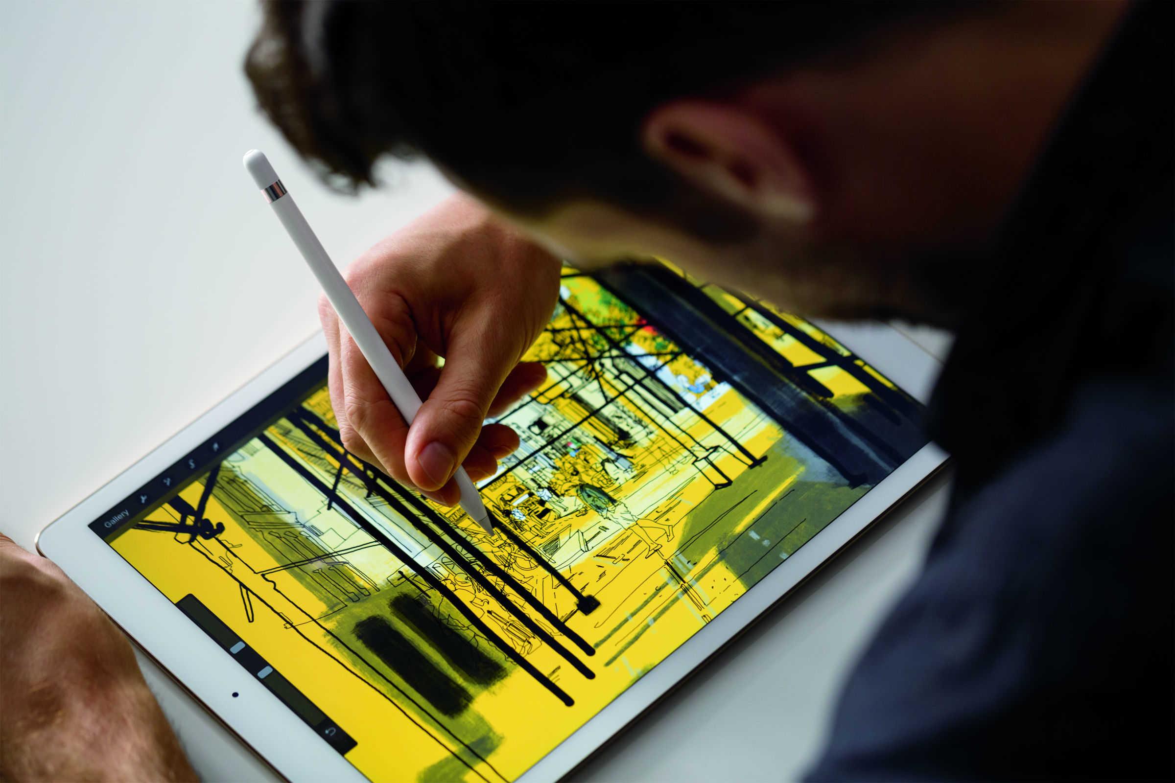 Why apple pencil blows away wacom cintiq
