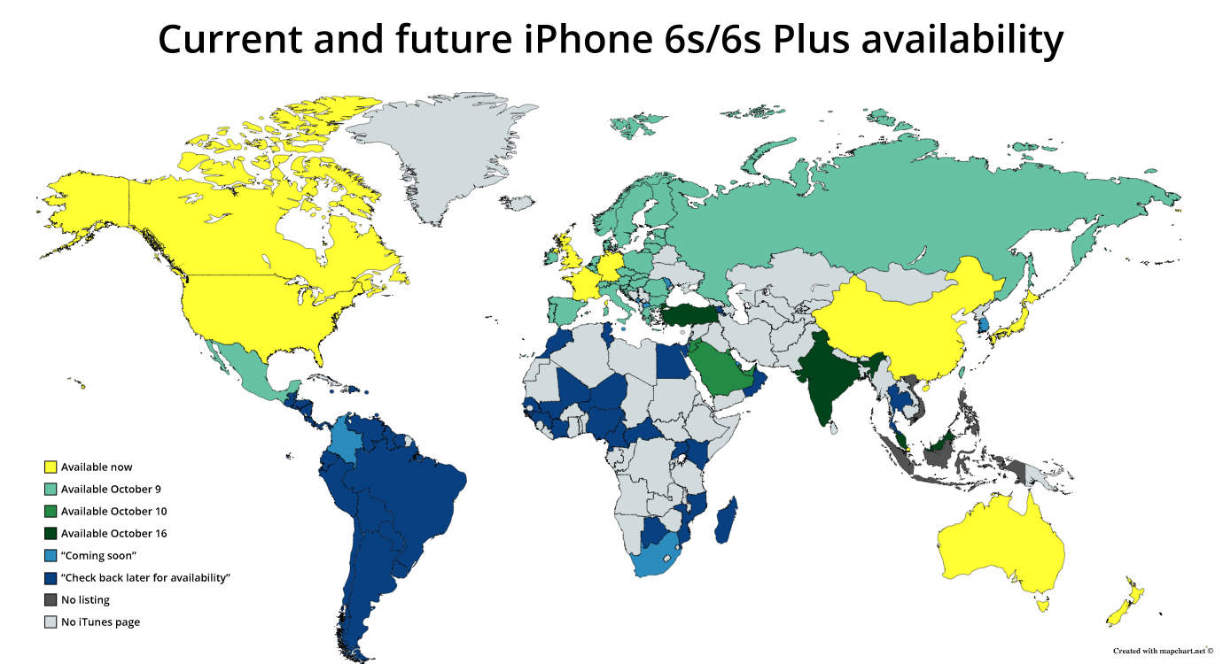 Apple Iphone Made In Which Country