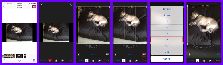 Custom-Apple-Watch-face-landscape-step-by-step