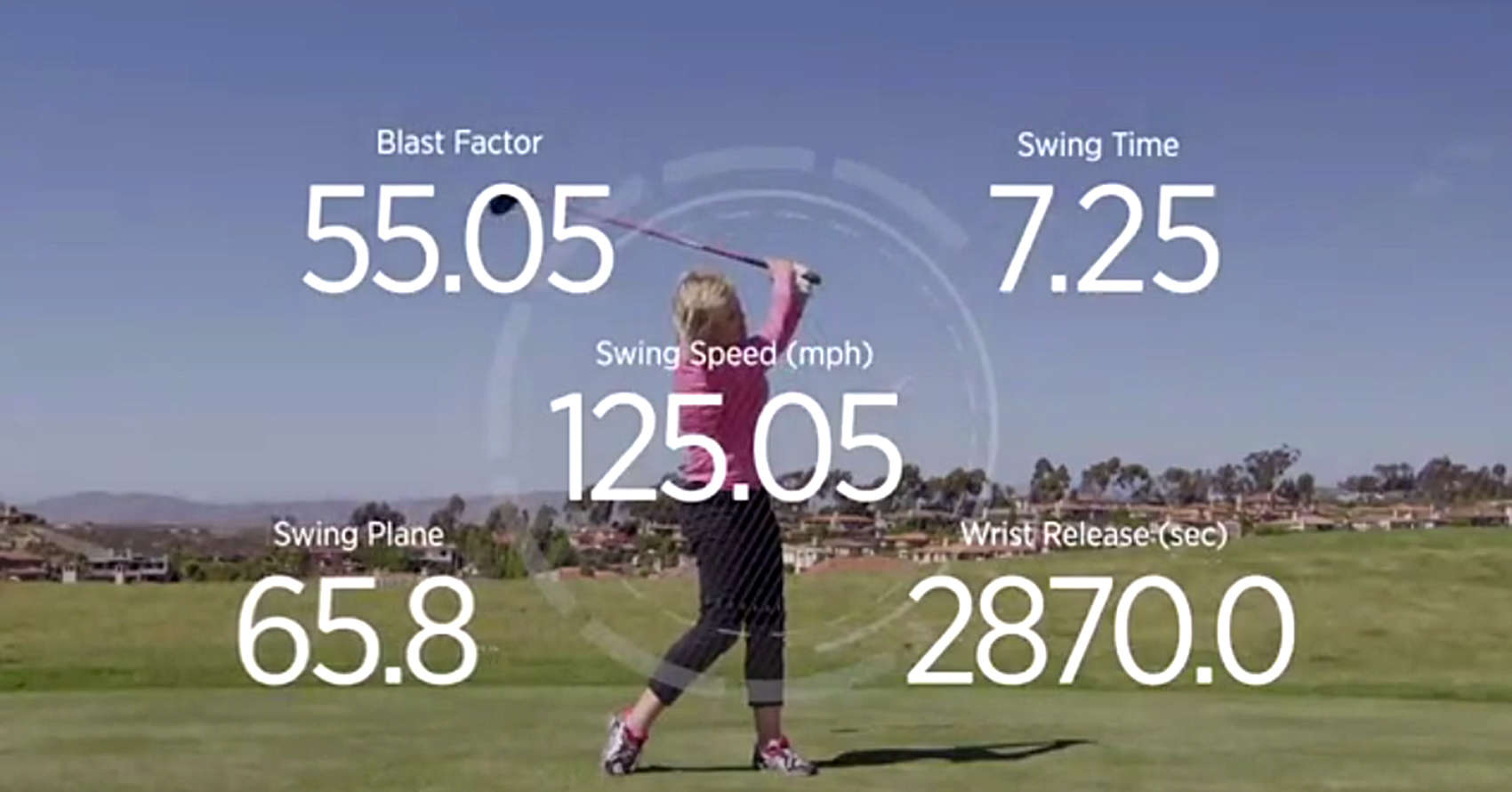 The IPhone App Combines Data With Slow Motion Replay