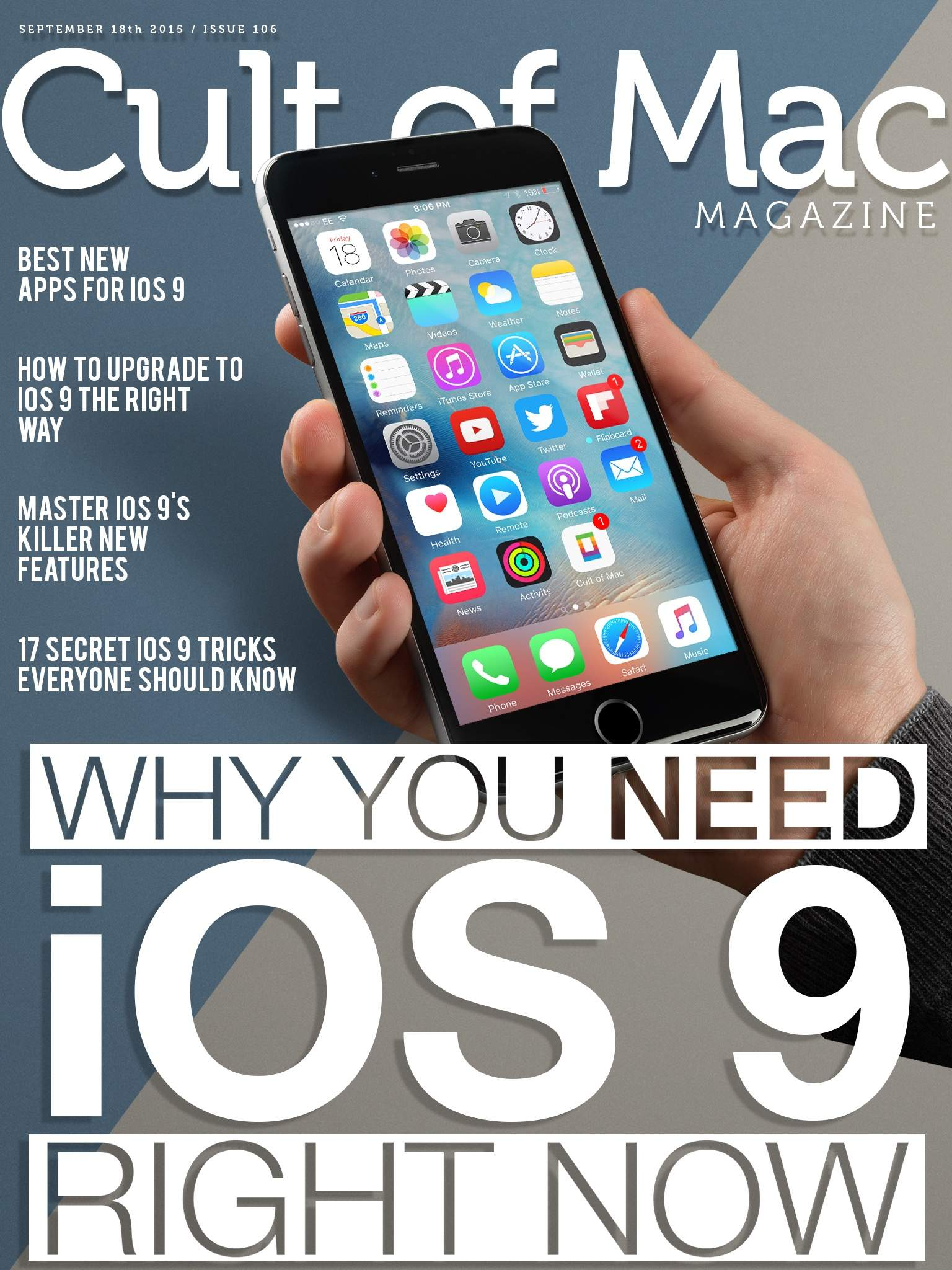 Cult Of Mac Magazine Why You Need Ios 9 Right Now Cult