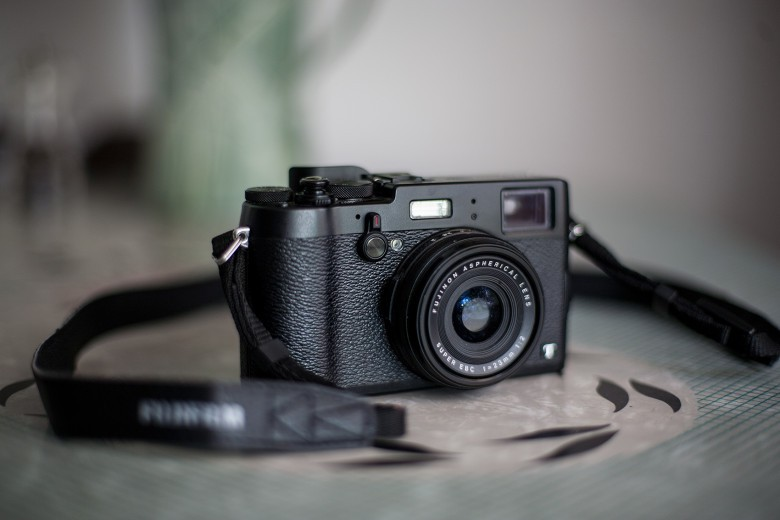 You'll never get sick of traveling with the Fujifilm X100T.