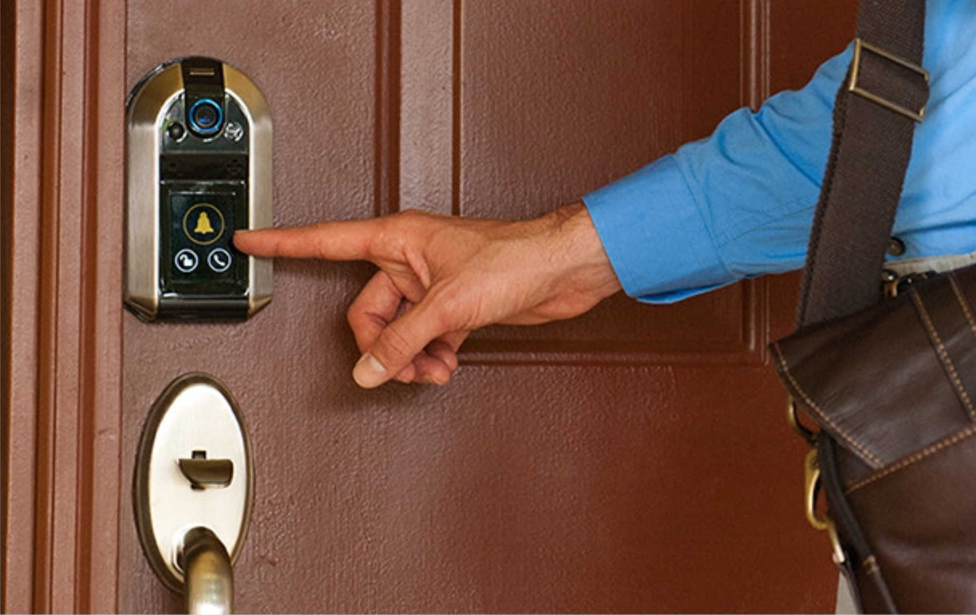 nucli smart lock by westinghouse