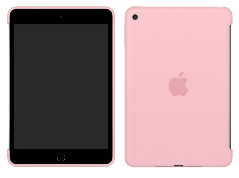 This Silicone Case for the iPad mini is totally new... and everyone somehow missed it.