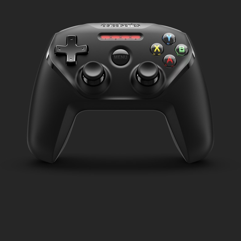 Xbox One buttons, PlayStation 4 thumb-stick placement, oh my.