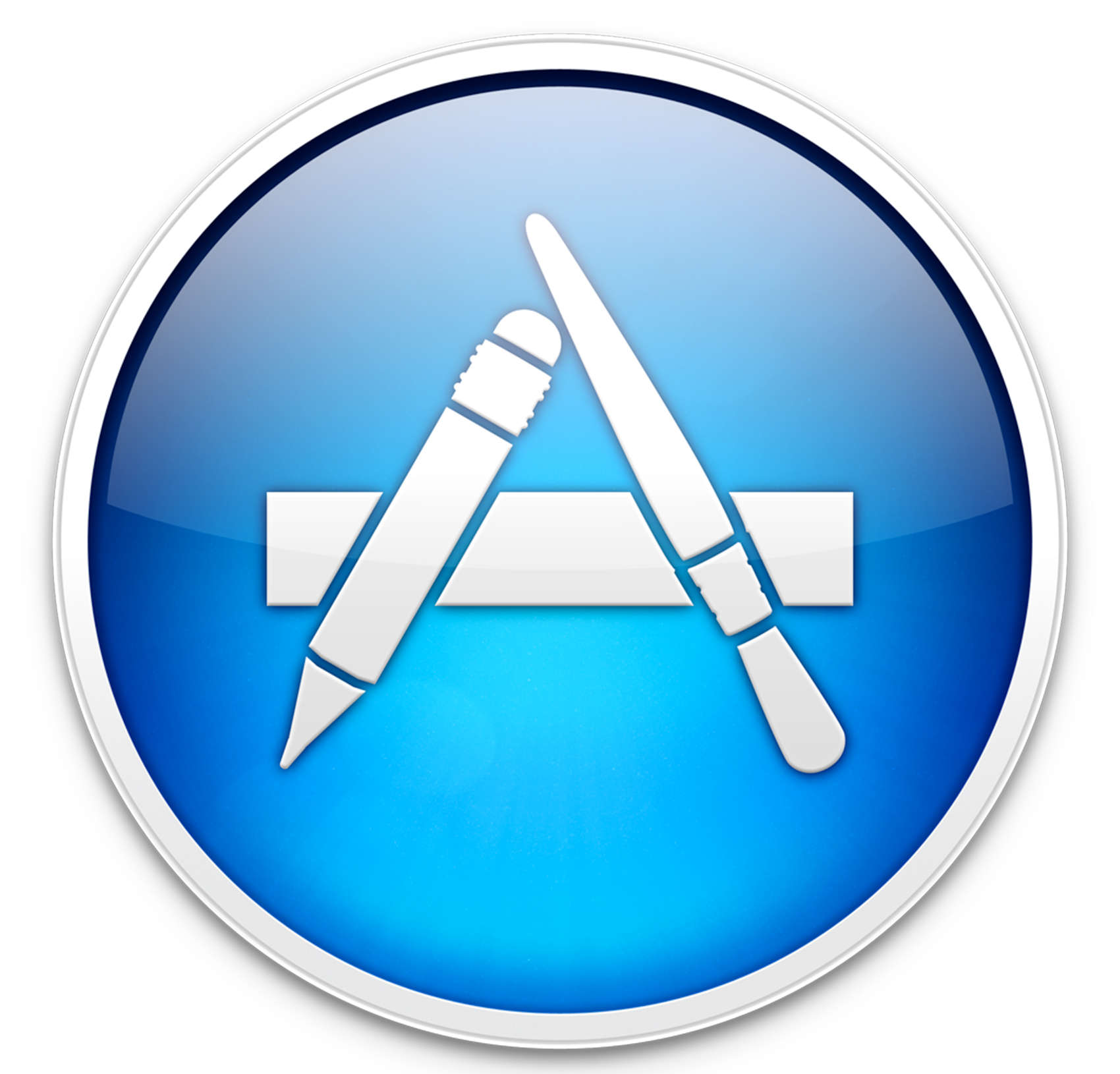 App Store Logo Deutsch