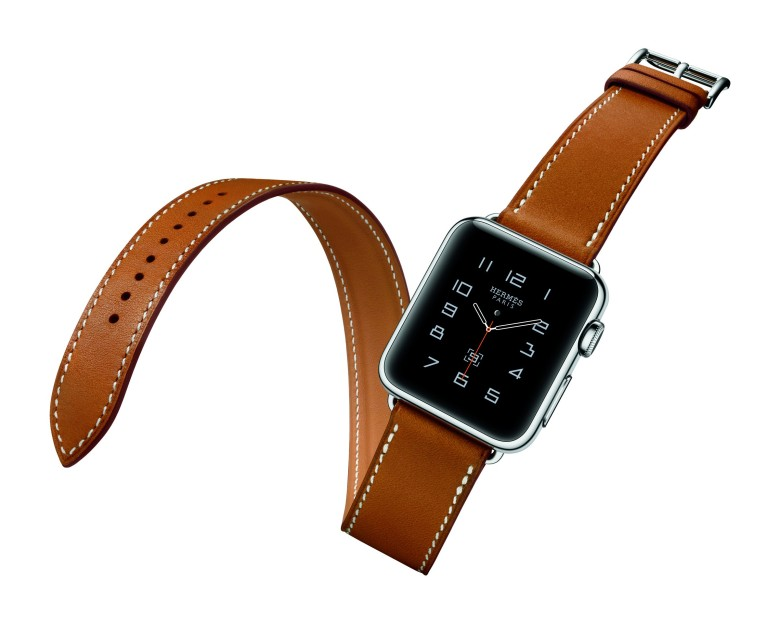 Hermes Apple Watch bands are now available on their own.