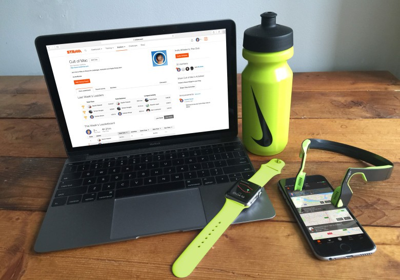 Join the Cult of Mac club on Strava and share your fitness story