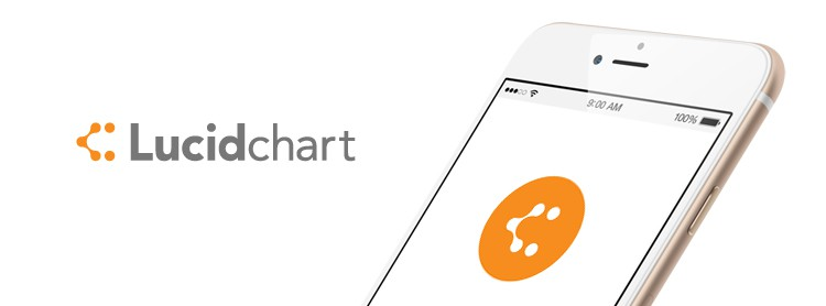 Lucidchart takes advantage of iOS 9's productivity upgrades to make digital diagramming simple.