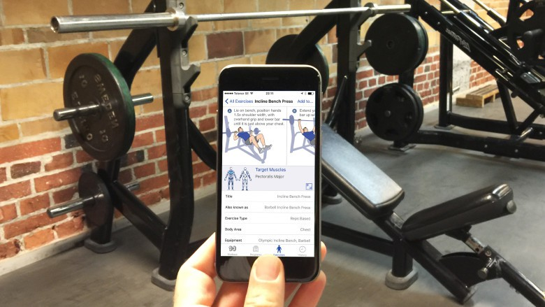 Fitness apps can tell you how to do an exercise, but they can't check whether you're doing it right.