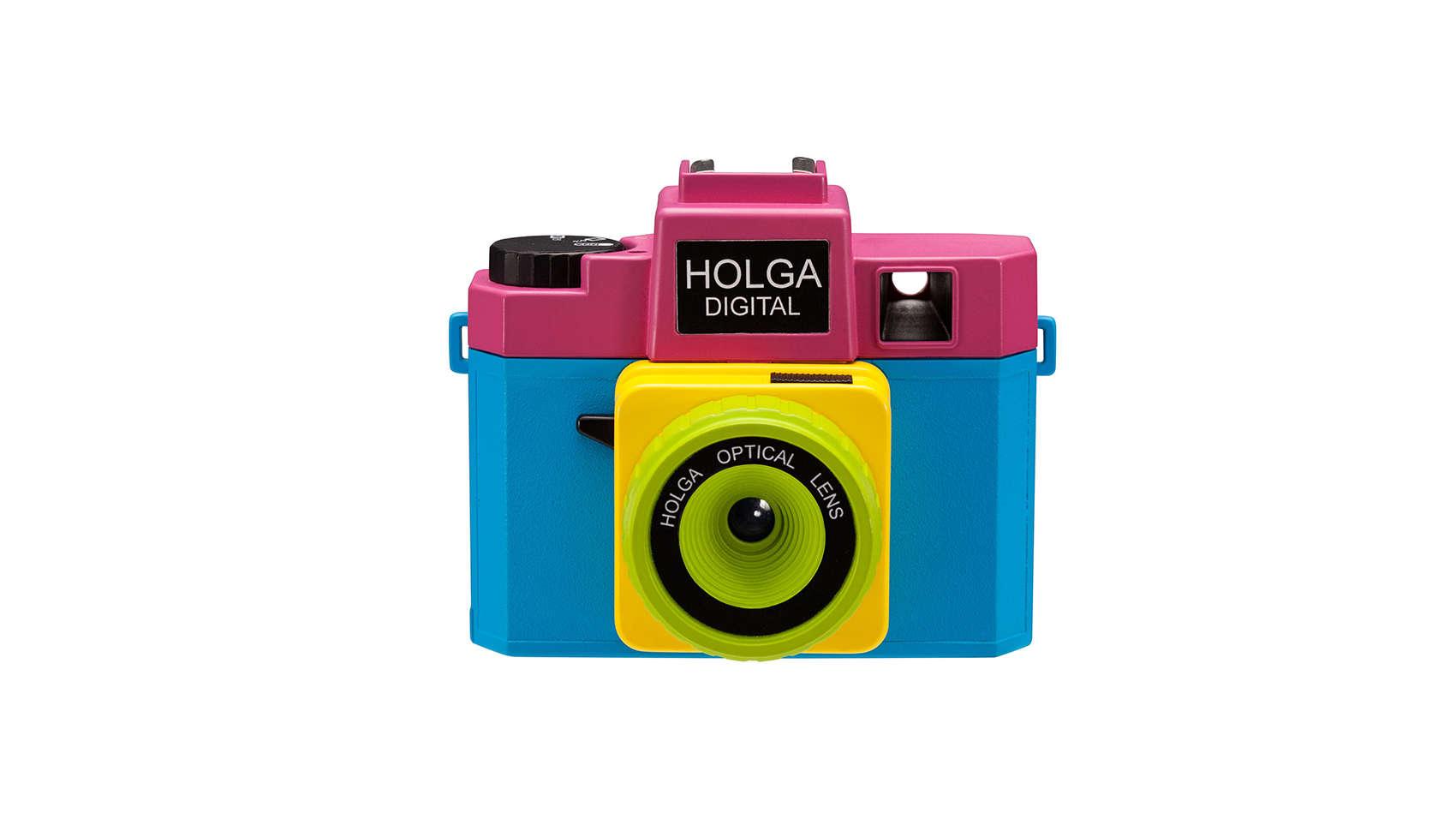 The classic Holga camera finally goes digital | Cult of Mac