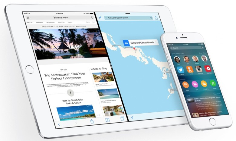 There are tons of great iOS 9 benefits that your older iPhone or iPad will use just fine.