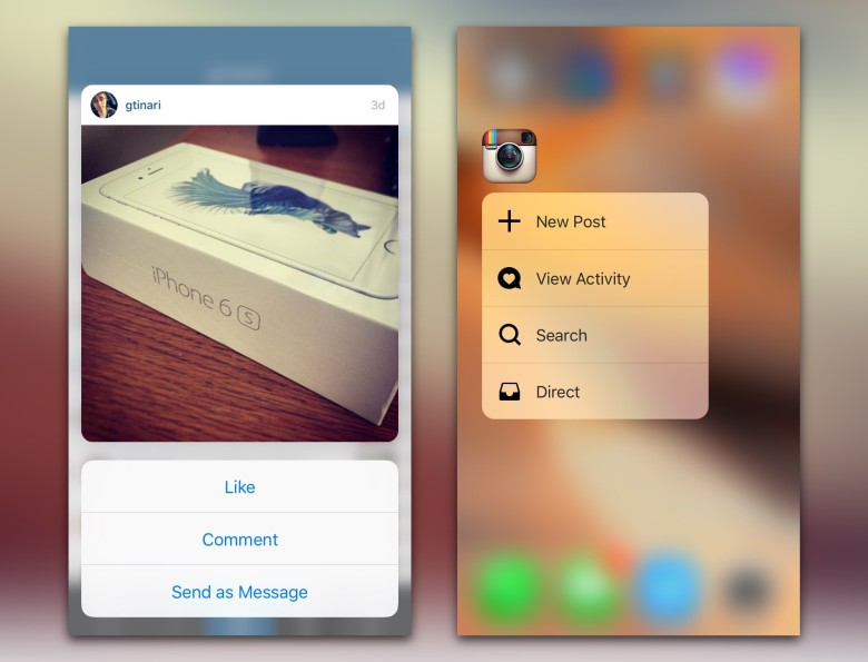 iphone-6s-3d-touch-opentable-instagram-workflow-news360-magic-piano - 6