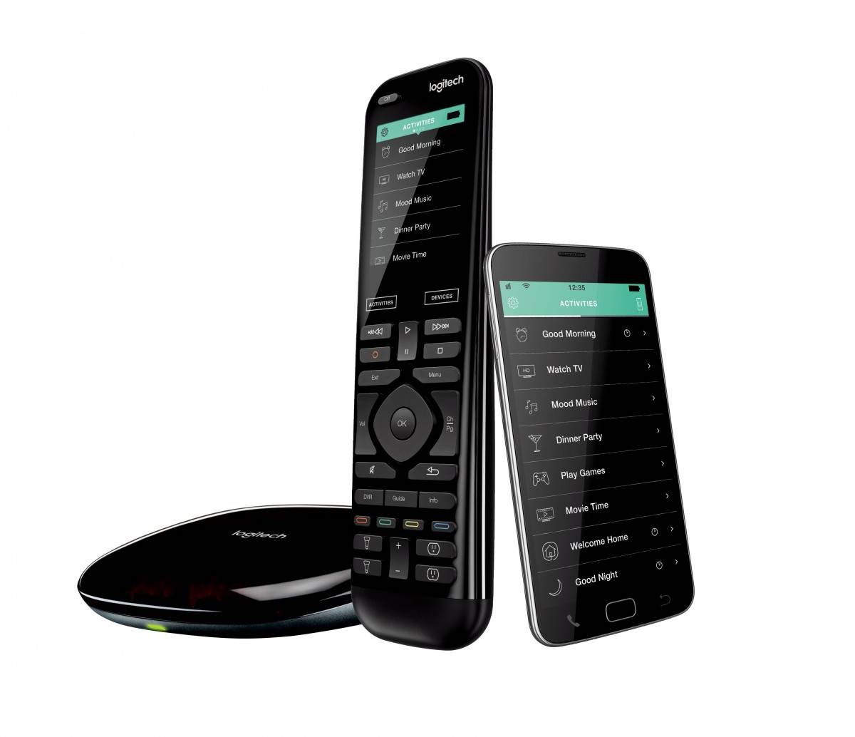 Logitech's Harmony Elite remote controls almost anything you point it at.