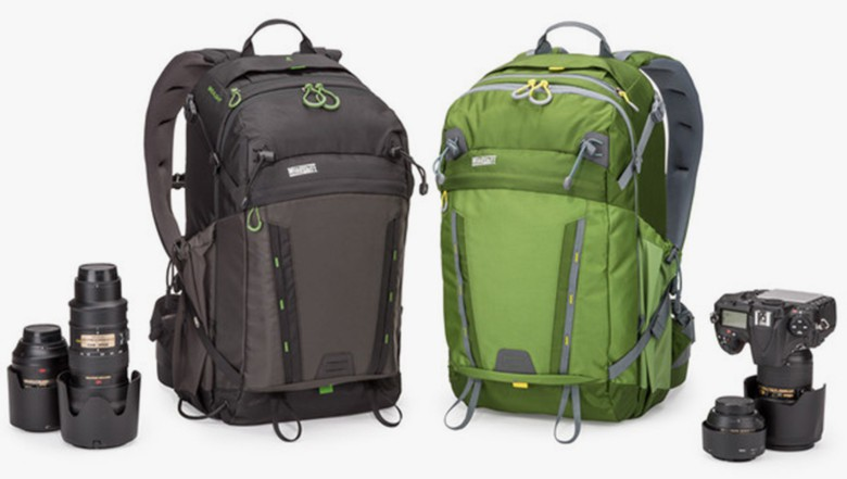 The BackLight 26L comes in two colors and provides gear access without removing the pack.