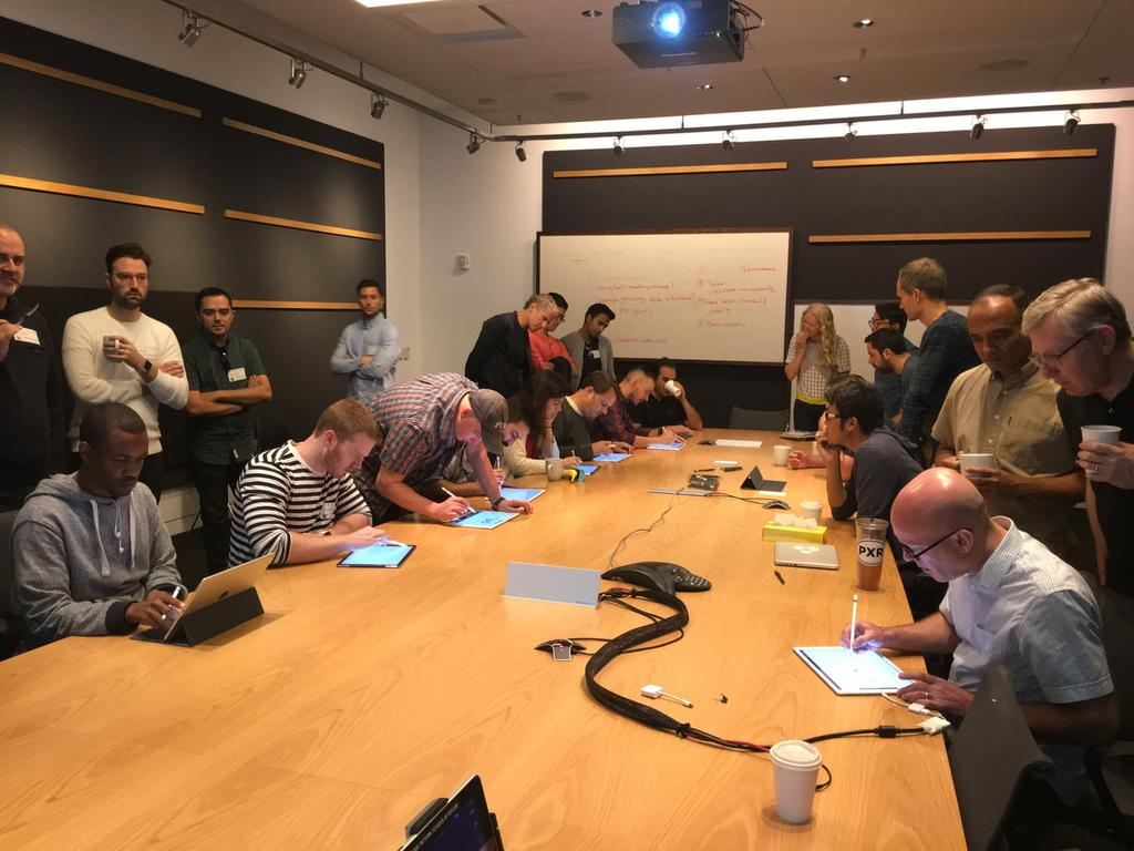 Pixar takes iPad Pro for a test drive.