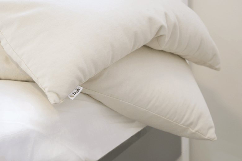 Hullo pillows are a sustainable, long-lasting  and cost-effective way to sleep ergonomically.