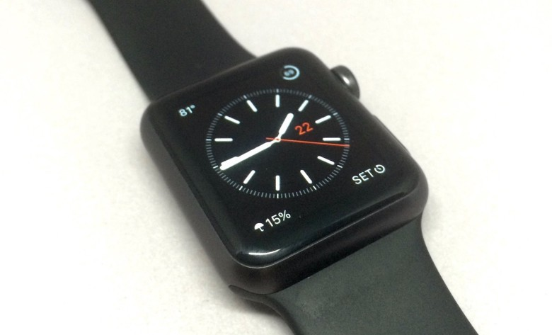 watchOS 2 third party complications