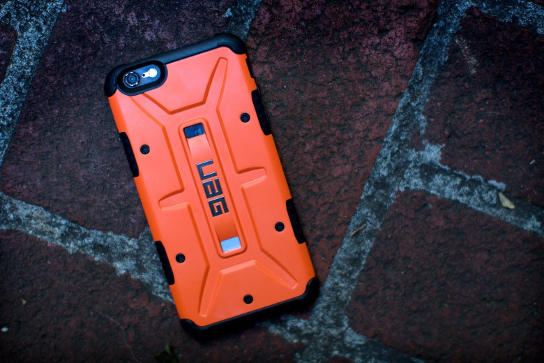 UAG packs a punch of protect for your i-devices.