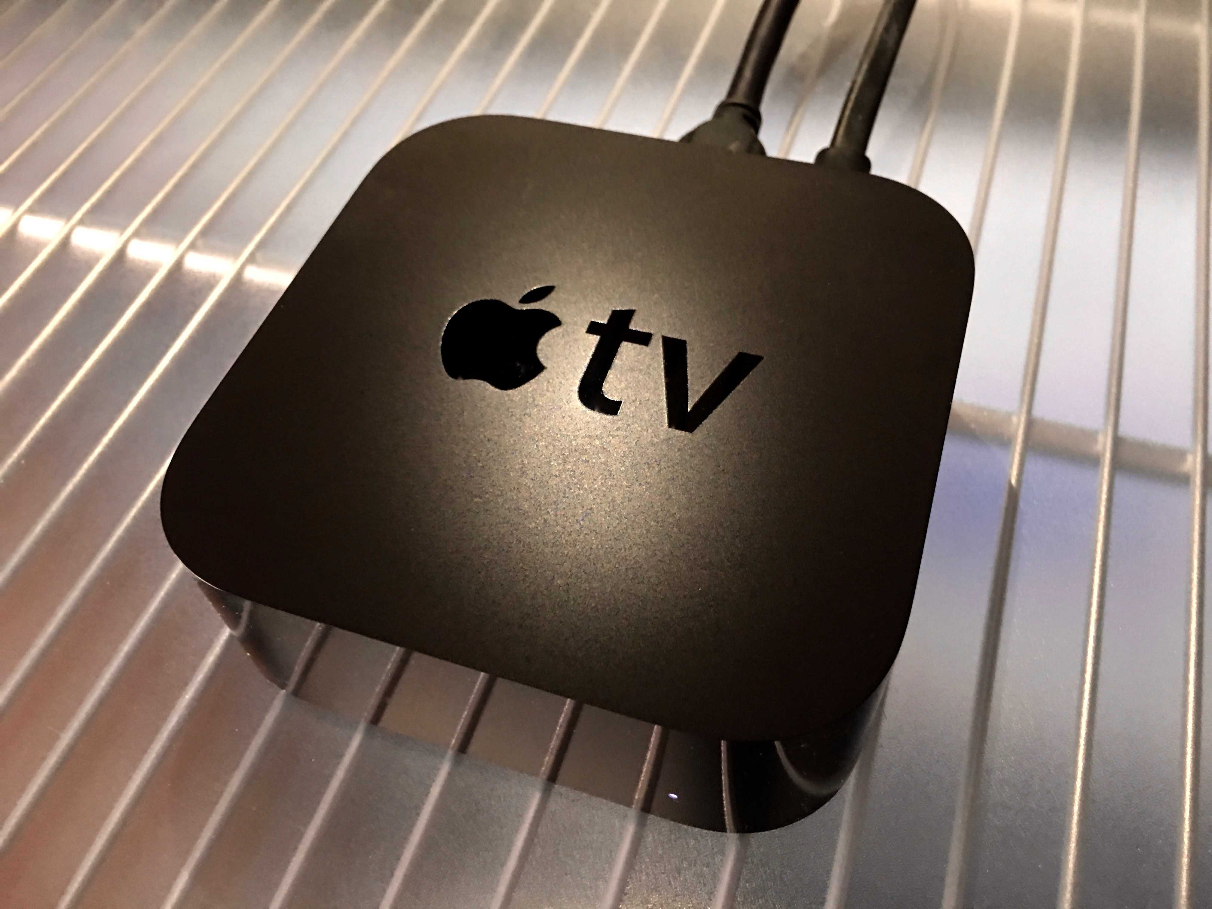 Reboot your Apple TV with style.