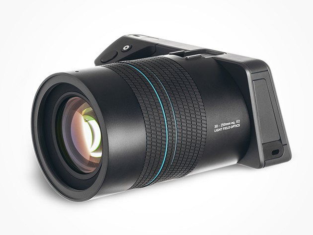 The Illum is Lytro's latest generation of light field camera, packed with new and familiar features.