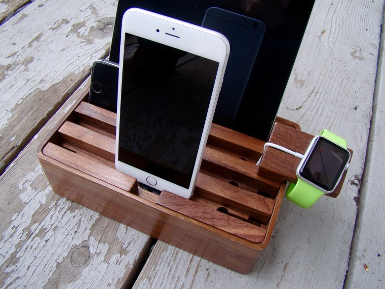 One charging station to rule them all.