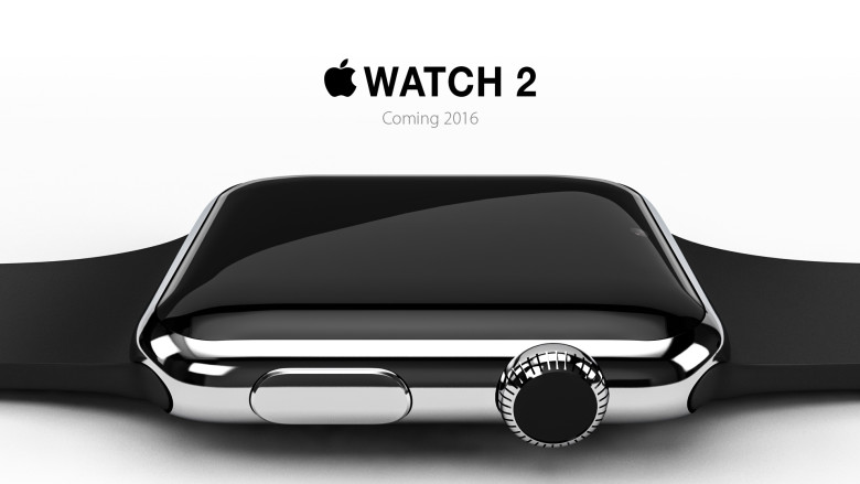 Apple Watch 2 concept by Eric Huismann