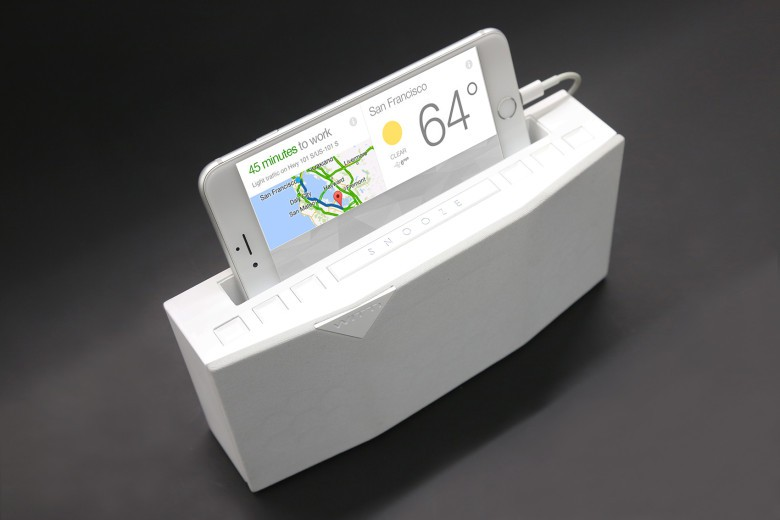With Beddi and a smartphone, the clock can connect to Siri, call Uber with one button and control a variety of smart home appliances and electronics.