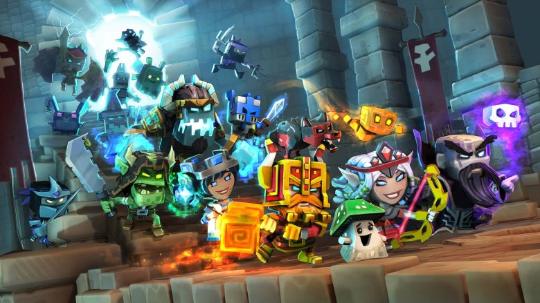 Summon and upgrade a plethora of heroes to take on the forces of evil.