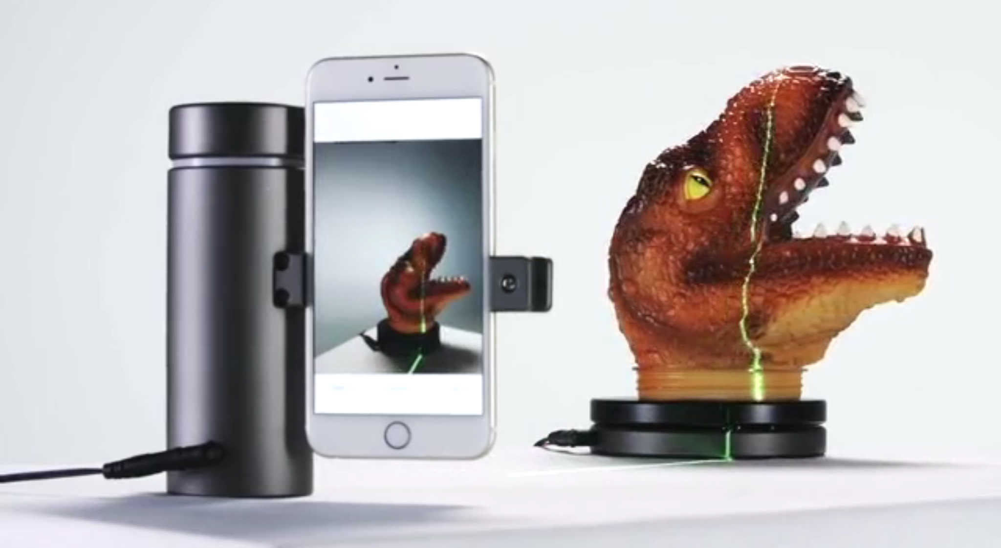 Iphone Free 3d Scanner