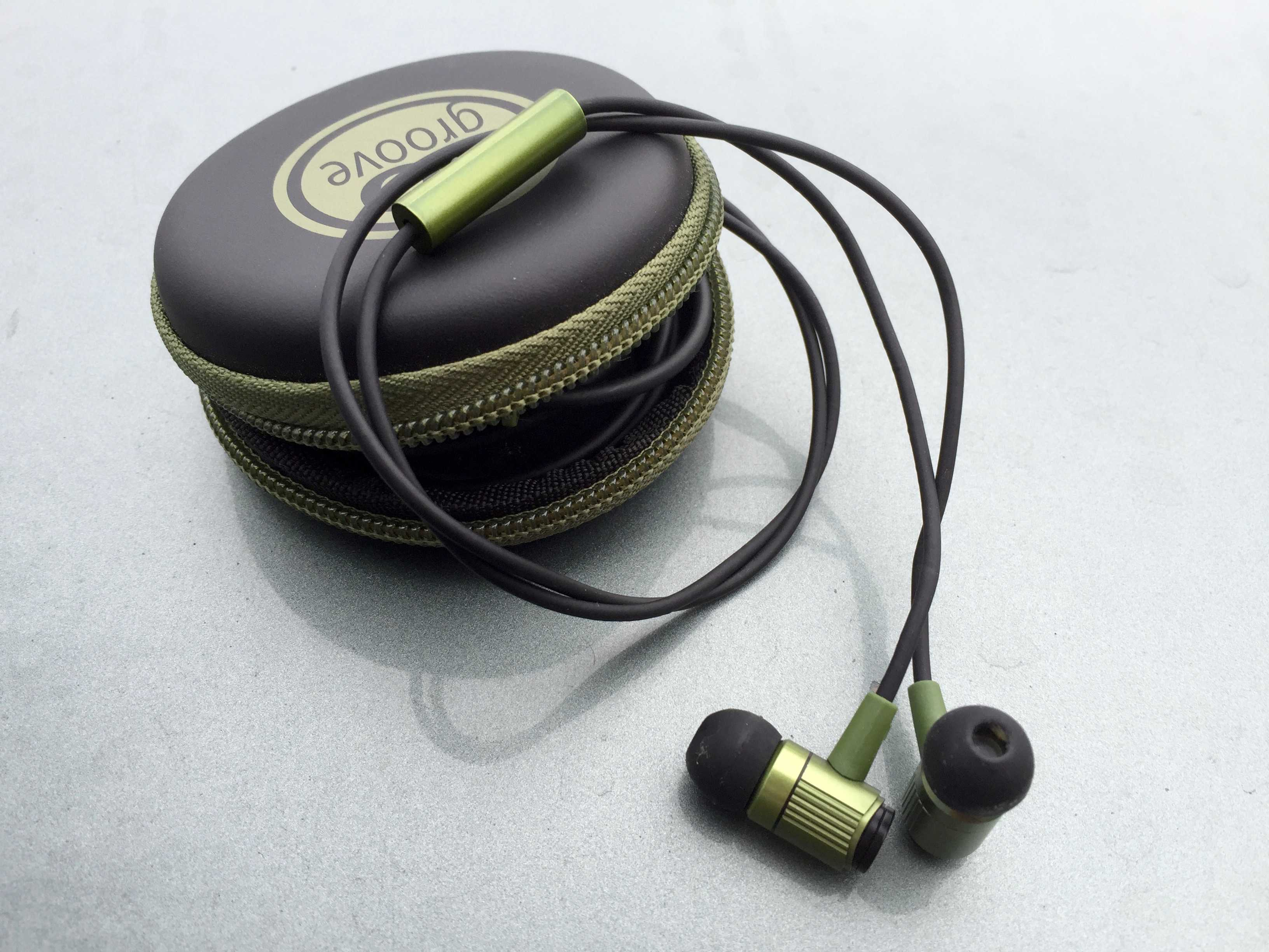 These earbuds are so rugged, you'll love them a long time.
