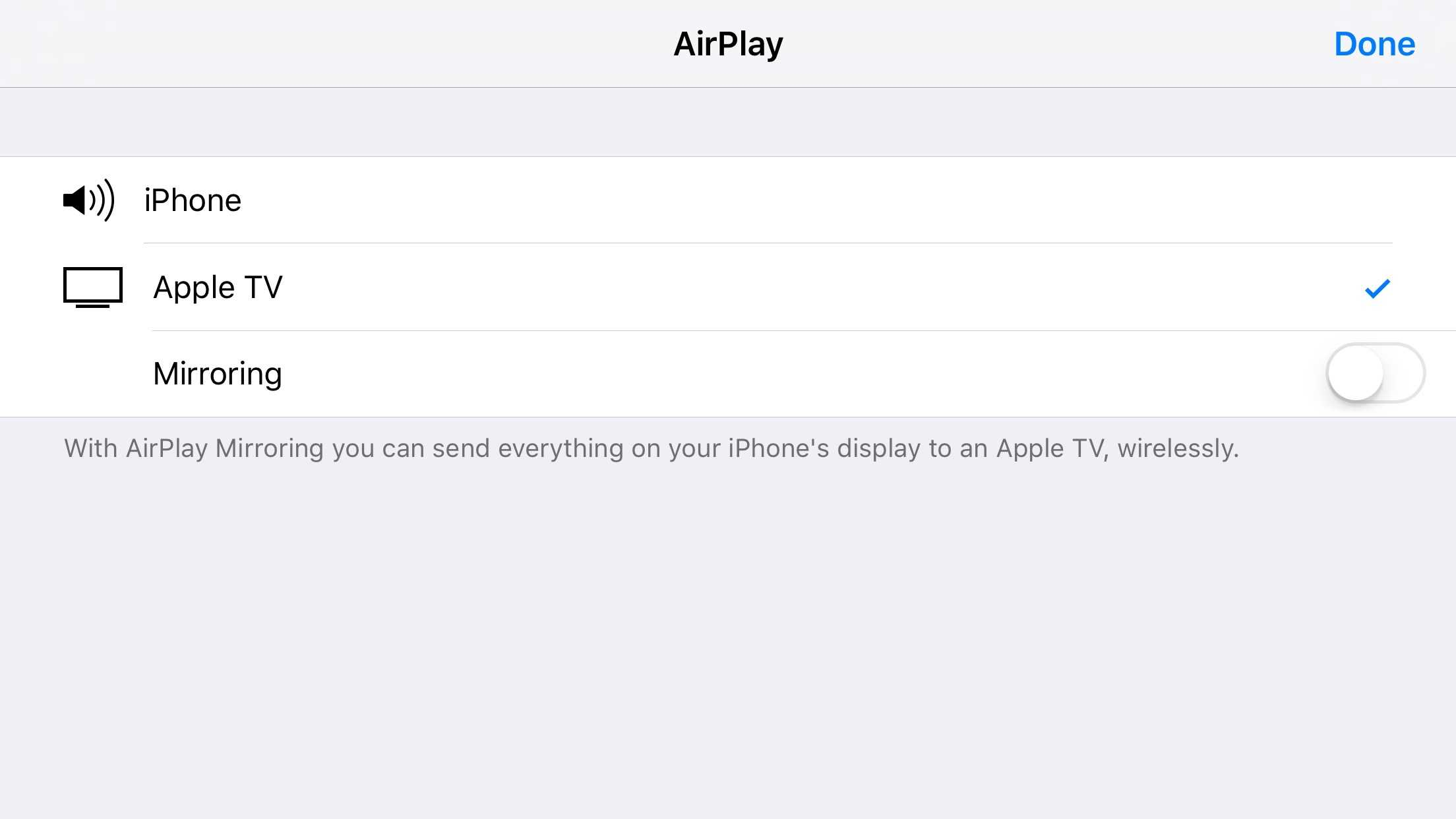Pro Tip: How to AirPlay videos from your iPhone to your