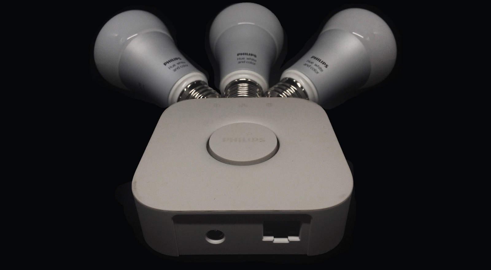 Philips-Hue-smartbulbs