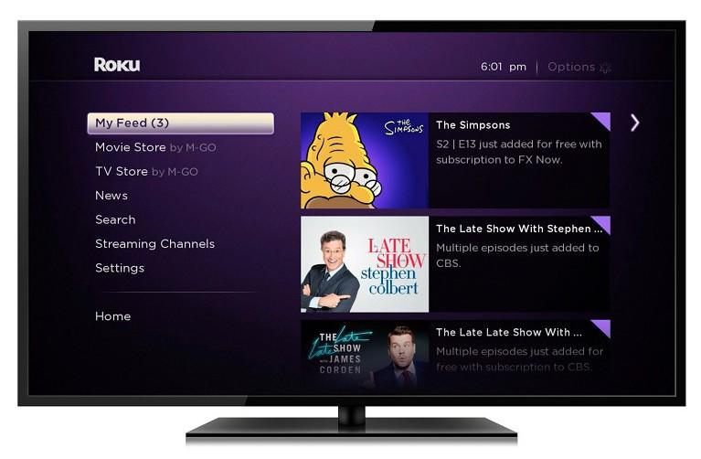 Roku smart tv mac address