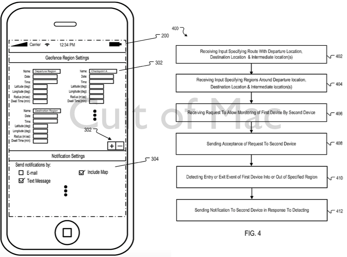 An overview of how Apple's patent may work.