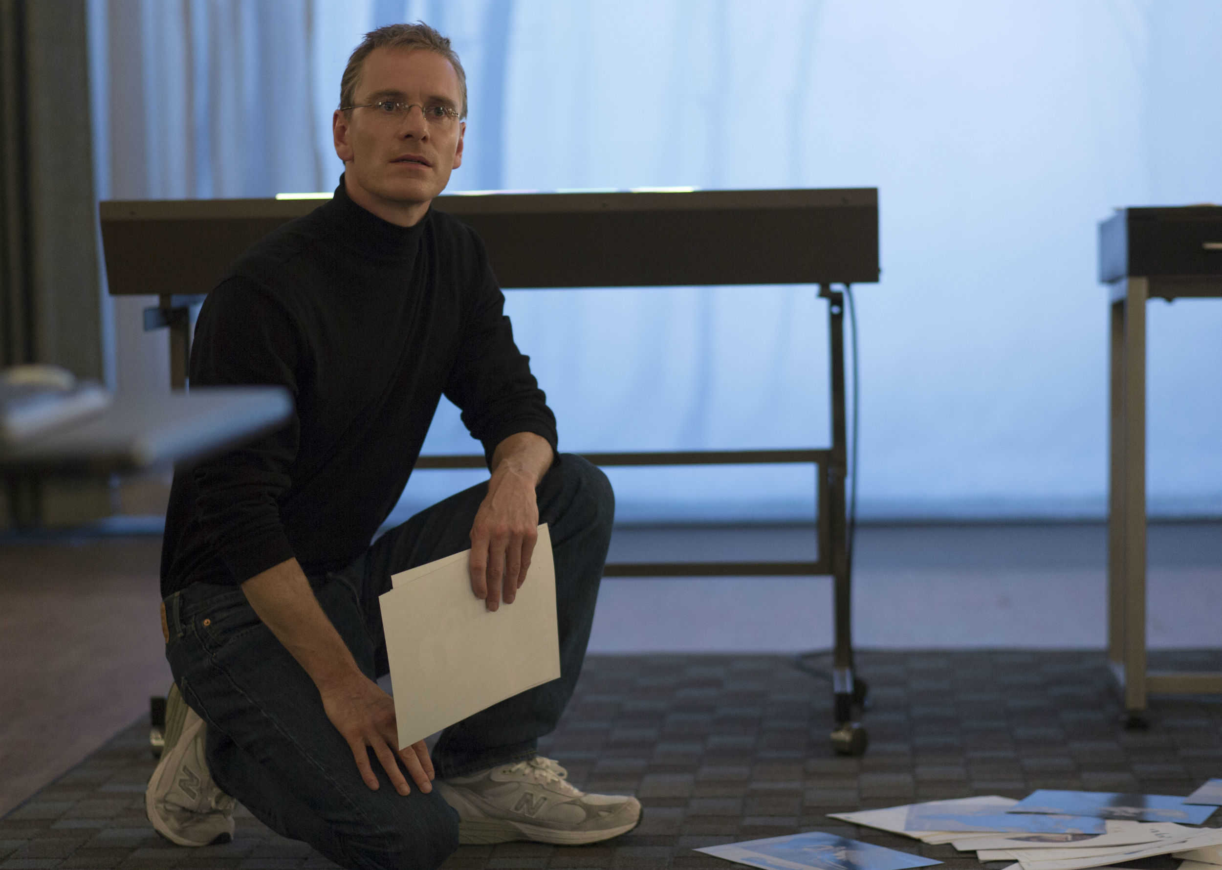 Aaron Sorkin's Steve Jobs movie is coming to Netflix