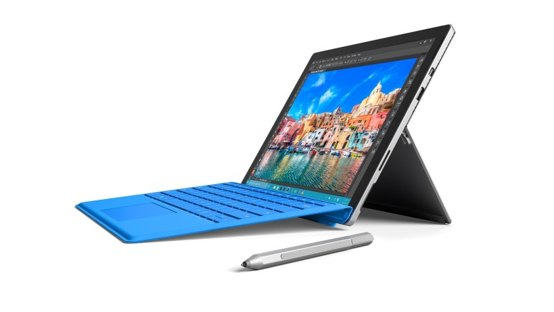 Surface Pro 4 sales are still weak.