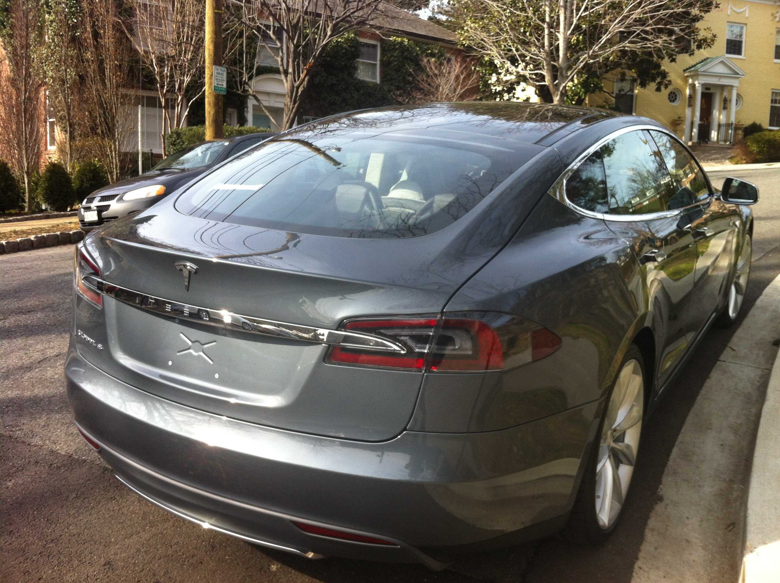 Now every Tesla Model will be able to kind of drive itself!