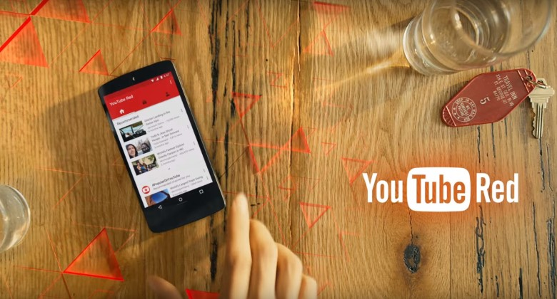 YouTube is going ad-free, for a price.