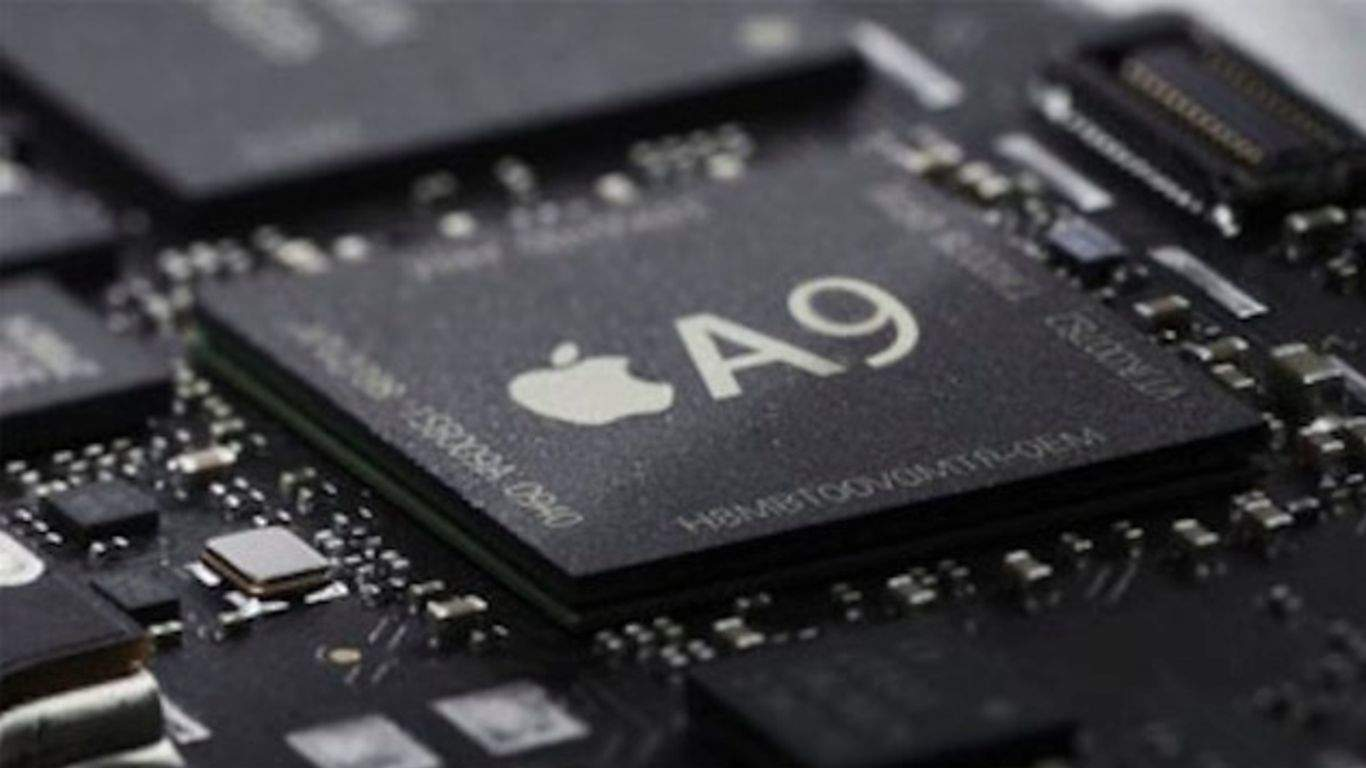 Apple chips are getting EMI shielding.